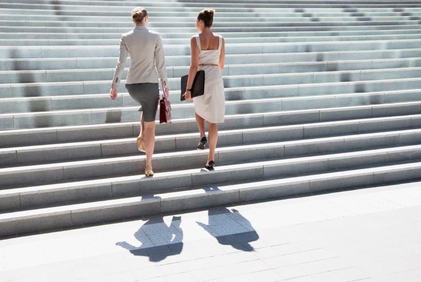 Consultant Career Lounge - BearingPoint - Wachstum