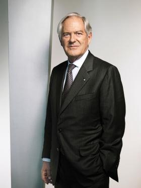 Personalie: Roland Berger wird 80 Jahre alt